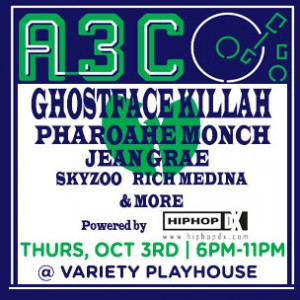 A3C Festival x HipHopDX Ticket Giveaway