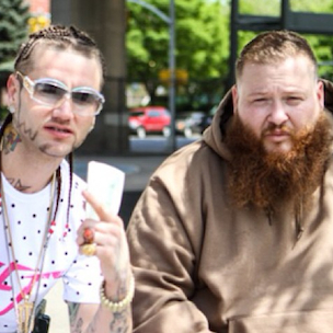 "RiFF RaFF & Action Bronson To Release ""Galaxy Gladiators"" Album"