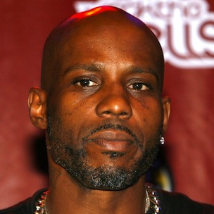 "DMX Recites Verses From ""The Bible"" On The Street"