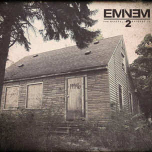 "Eminem's ""The Marshall Mathers LP 2"" Deluxe Edition Features Five Bonus Tracks"