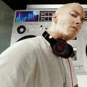 "Eminem's ""Berzerk"" Certified Platinum"
