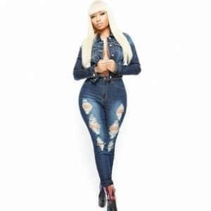 Nicki Minaj Inspired By Chanel, Versace For Kmart Clothing Line