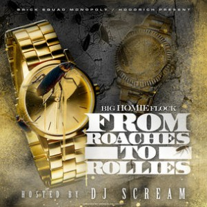 "Waka Flocka ""From Roaches To Rollies"" Cover Art, Tracklisting, Download & Stream"
