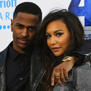Big Sean Engaged To Actress Naya Rivera