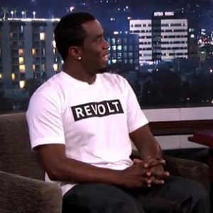 Diddy - Jimmy Kimmel Interview (Part 2)
