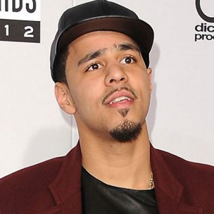 J. Cole Recalls Troubles Paying Rent, Says He's An Underdog
