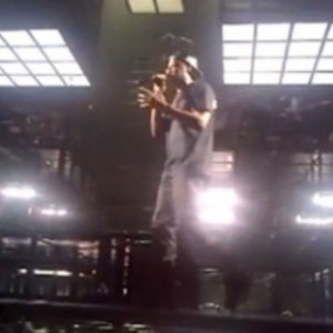 """Jay Z - """"Pound Cake"""" & """"Dead Presidents II"""" (Live in Manchester)"""