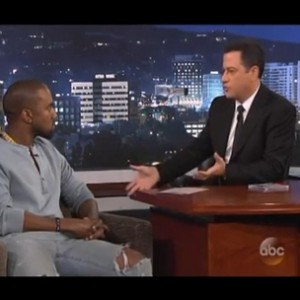 Kanye West - Jimmy Kimmel Interview (Part 2)