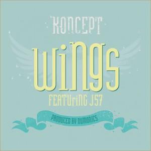Koncept f. J57 - Wings