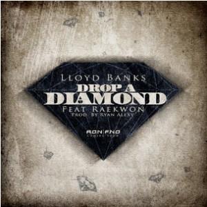 Lloyd Banks f. Raekwon - Drop A Diamond