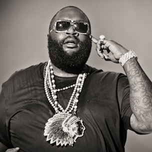 "Rick Ross Says Fans Will Hear Passion And Aggression On ""Mastermind"""