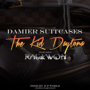 The Kid Daytona f. Raekwon - Damier Suitcases