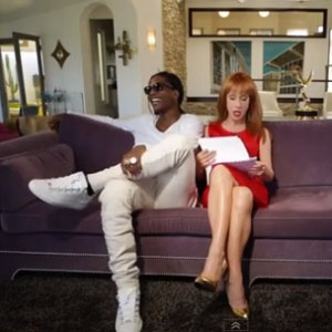 A$AP Rocky & Kathy Griffin - Back & Forth Interview (Pt. 2)