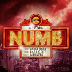 August Alsina f. B.o.B & Yo Gotti - Numb (Remix)