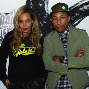 Pharrell Discusses Beyonce's Upcoming Album