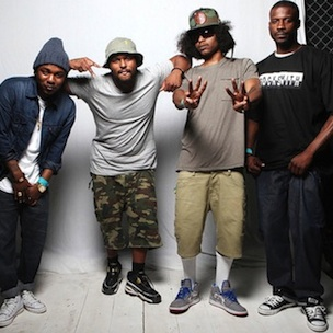 Black Hippy Covers XXL's October/November Issue