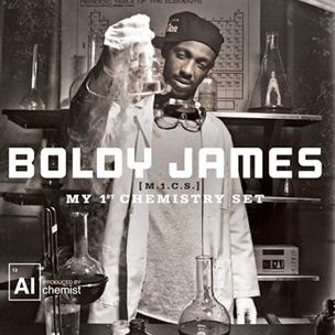 Boldy James & Alchemist - My 1st Chemistry Set