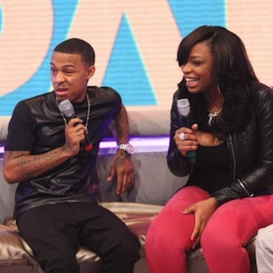 "Bow Wow Meets ""Catfish's"" Dee Pimpin & Keyonna"