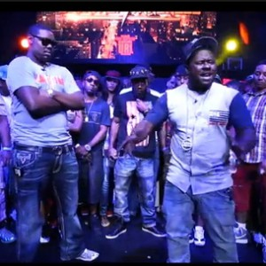 Battle Rap: SMACK/URL - Calicoe Vs. T-Rex