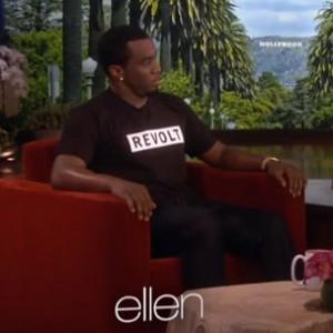 Diddy - The Ellen Show Interview