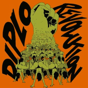"Diplo ""Revolution"" EP Release Date, Cover Art, Tracklisting, Stream"