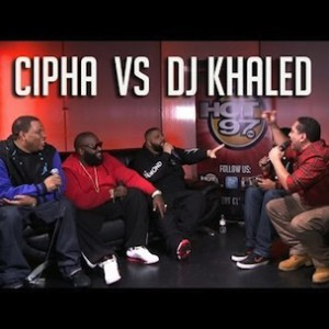 DJ Khaled & Rick Ross - On The Hot 97 Morning Show
