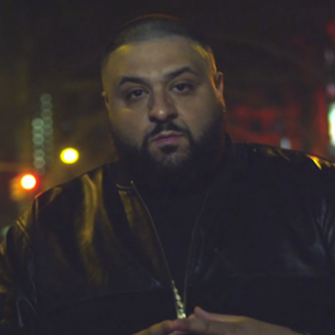 "DJ Khaled Releases ""Never Surrender"" Video"