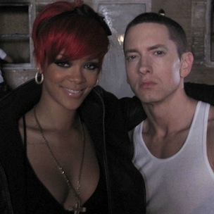 "Eminem Releases ""The Monster"" Single Featuring Rihanna"