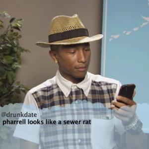 "Lil Wayne, Pharrell, Big Sean, 2 Chainz & More - Read Mean Tweets On ""Jimmy Kimmel Live!"""