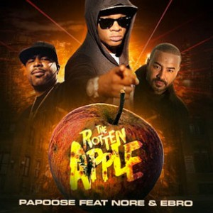 Papoose f. N.O.R.E. - The Rotten Apple
