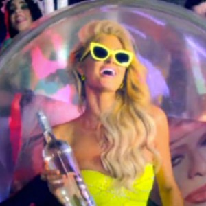 "Paris Hilton f. Lil Wayne - ""Good Time"""