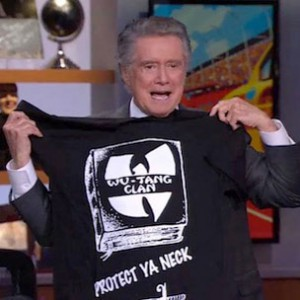 "Raekwon & Ghostface Killah - Visit ""Crowd Goes Wild"" with Regis Philbin"