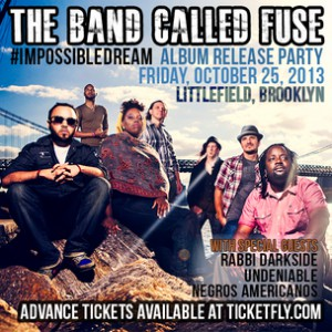 Silent Knight & The Band Called FUSE Ticket Giveaway