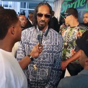 Snoop Dogg, Nelly, Rich Homie Quan & More - Talk Gun Violence At The 2013 BET Hip-Hop Awards Red Carpet