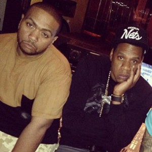 "Timbaland - Previews New ""Textbook Timbo"" Track Featuring Jay Z"