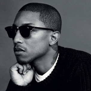 Pharrell Named GQ's Hitmaker Of The Year 2013