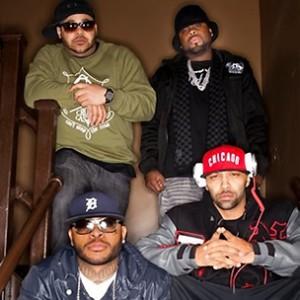"Eminem & Slaughterhouse Rap On BET's ""The Backroom"""