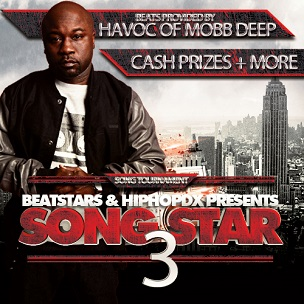 """Havoc x Beat Stars x HipHopDX """"Song Star 3"""" Contest"""