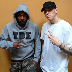 Eminem Says Kendrick Lamar Is Incredible