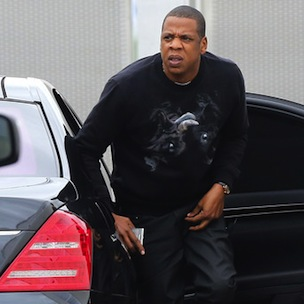 "Jay Z Sued Over ""Run This Town"" Single"