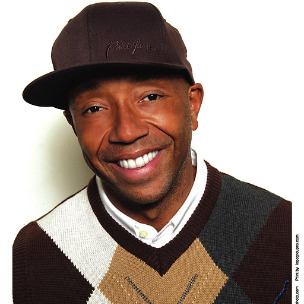 """Russell Simmons Calls Kanye West """"Genius,"""" Kanye Responds"""