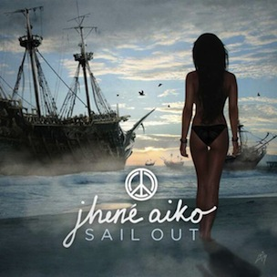 "Jhene Aiko ""Sail Out"" Release Date, Cover Art, Tracklisting & Stream"