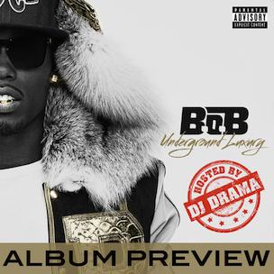Mixtape Release Dates: B.o.B., Busta Rhymes & Q-Tip, Rich Homie Quan, Lil Durk