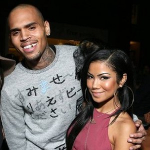 Chris Brown Checks Out Of Rehab, Attends Jhene Aiko Event