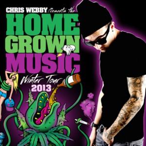 "Chris Webby ""Concert Ticket"" Giveaway"