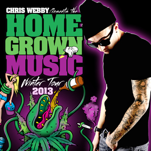 "Chris Webby ""Concert Ticket"" Giveaway"
