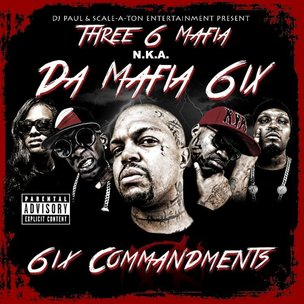 "Da Mafia 6ix ""6ix Commandments"" Cover Art, Tracklisting, Download & Mixtape Stream"