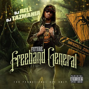 "Future ""Freeband General"" Cover Art, Tracklisting, Download & Mixtape Stream"