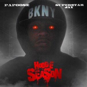 "Papoose ""Hoodie Season"" Cover Art, Tracklisting, Download & Mixtape Stream"