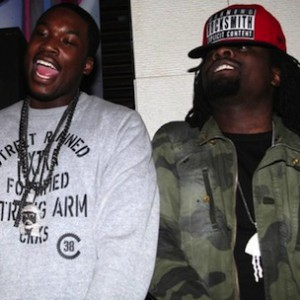 "Meek Mill & Wale Explain The Mixtape Game At ""Axe: One Night Only"" Series"